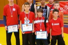 Zlatna, dvije srebrne i dvije brončane medalje osvojili su hrvači Podravke u Češkoj